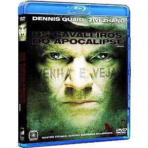 Blu-Ray - Os Cavaleiros do Apocalipse - Dennis Quaid