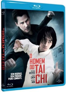 Blu-ray - O Homem Do Tai Chi - Keanu Reeves