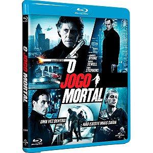 Blu-Ray - O Jogo Mortal - The Deadly Game