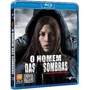 Blu Ray - O Homem Das Sombras - Jessica Biel