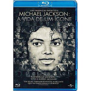 Blu-ray Michael Jackson - A Vida de um Ícone