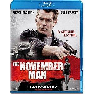 Blu-Ray November Man Um Espião Nunca Morre - Pierce Brosnan
