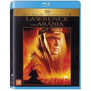 Blu-Ray Duplo - Lawrence da Arábia
