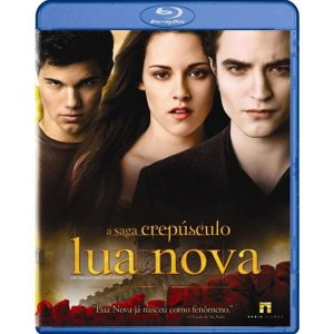 Blu Ray Crepúsculo Lua Nova