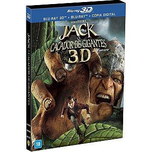 Blu Ray 3d + 2d + Cópia Digital Jack O Caçador De Gigantes