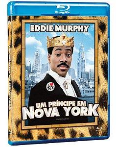 Blu-Ray Um Príncipe em Nova York - Eddie Murphy - Exclusivo