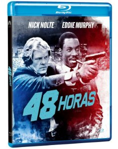 Blu-Ray 48 HORAS -  Eddie Murphy - EXCLUSIVO