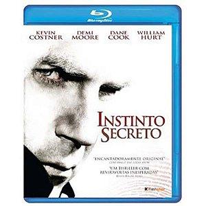 Blu-ray - Instinto Secreto - Kevin Costner