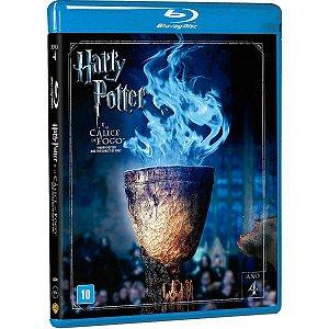Blu-Ray Duplo Harry Potter e o Cálice de Fogo