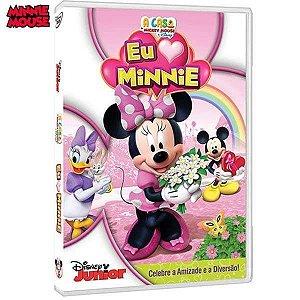 DVD A Casa do Mickey Mouse da Disney - Eu Amo Minnie
