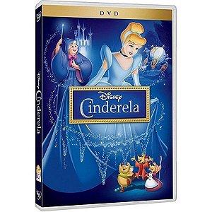 Dvd Cinderela - Disney