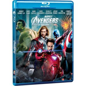 Blu-Ray Os Vingadores - The Avengers