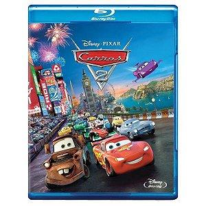 Blu-Ray Carros 2 - Disney