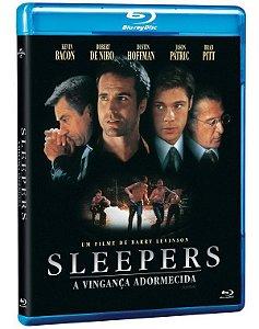 Blu-Ray Sleepers - A Vingança Adormecida