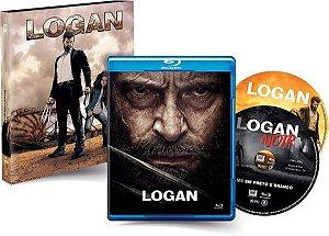 Blu-ray Duplo Logan - Edição Com Luva - Hugh Jackman
