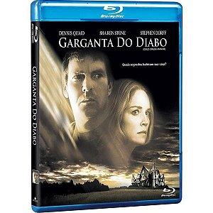 Blu-Ray Garganta Do Diabo - Dennis Quaid