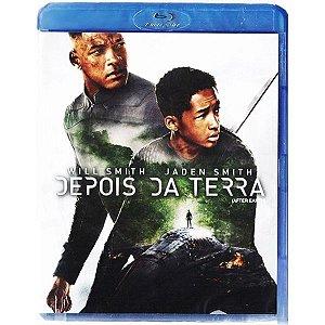 Blu-Ray - Depois Da Terra - Will Smit