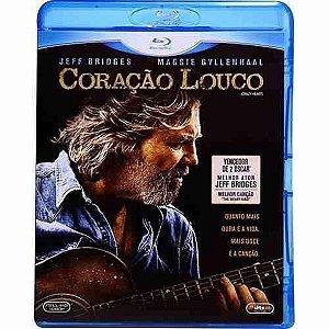 Blu-ray Coração Louco - Jeff Bridges