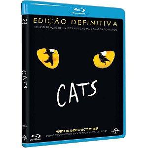 Blu-ray - Cats - Edição Definitiva