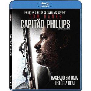 Blu-ray - Capitão Phillips - Tom Hanks