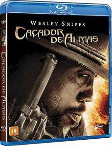 Blu-Ray Caçador de Almas - Wesley Snipes