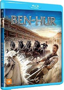 Blu Ray Ben Hur (2016)