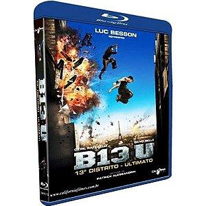 Blu Ray 13o Distrito - Ultimato