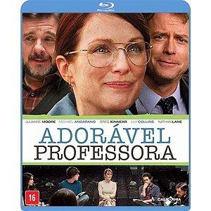 Blu-Ray - Adorável Professora - Julianne Moore