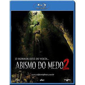 Blu-Ray Abismo do Medo 2