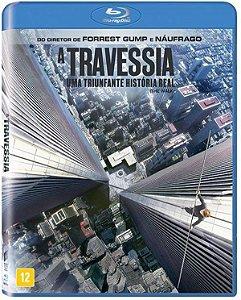 Blu Ray A Travessia - Robert Zemeckis