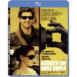 Blu Ray Assalto Em Dose Dupla - Patrick Dempsey