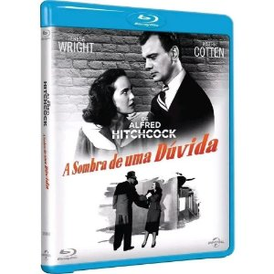 Blu-ray - A Sombra de uma Dúvida (Alfred Hitchcock)