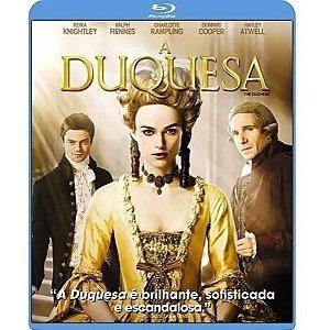 Blu Ray A Duquesa - Keira Knightley