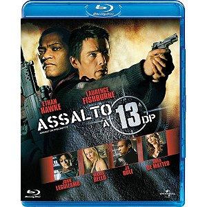 Blu-Ray - Assalto à 13ª DP - Ethan Hawke