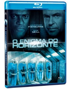 Blu-Ray O Enigma Do Horizonte - Exclusivo