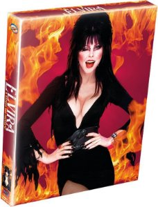 Blu-Ray  + DVD - Elvira, A Rainha das Trevas Edição Especial