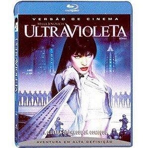 Blu-Ray Ultravioleta - Milla Jovovich