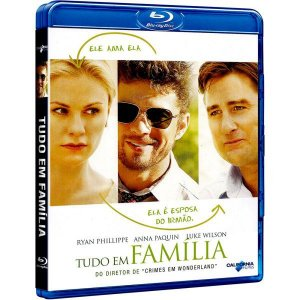 Blu-Ray - Tudo em Família
