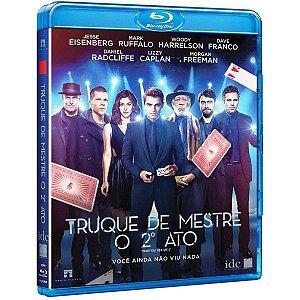 Blu-ray Truque De Mestre: O 2º Ato