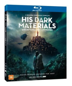 Blu-Ray His Dark Materials – Fronteiras do Universo 2° temp.