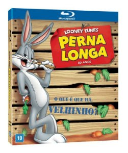 Blu-Ray Pernalonga 80 Anos