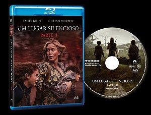 Blu-Ray Um Lugar Silencioso Parte 2 - Pré venda entrega a partir de 06/10/21