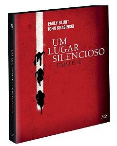 Blu-Ray (LUVA) Um Lugar Silencioso Parte 2 - Pré venda entrega a partir de 06/10/21