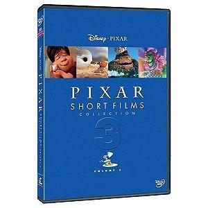 Dvd - Pixar Short Films Collection Volume 3