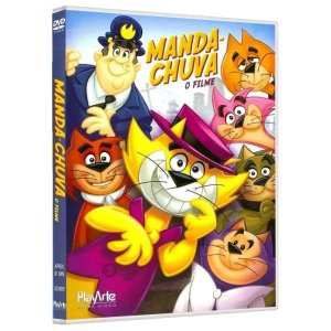 DVD - Manda-Chuva - O Filme