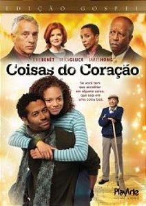 Dvd - Coisas Do Coração