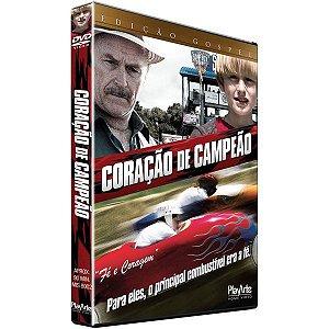 DVD - Coração de Campeão - Edição Gospel