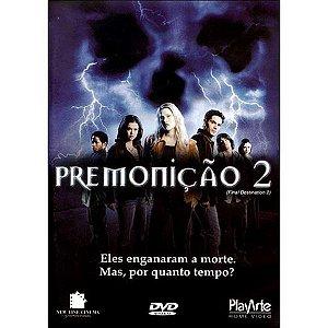 DVD Premonição 2