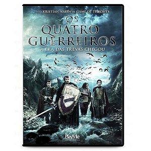 DVD Os Quatro Guerreiros