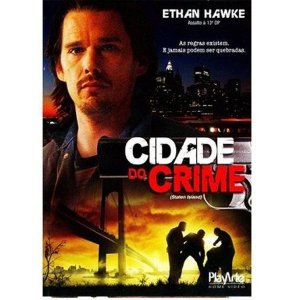 DVD Cidade do Crime - Ethan Hawke